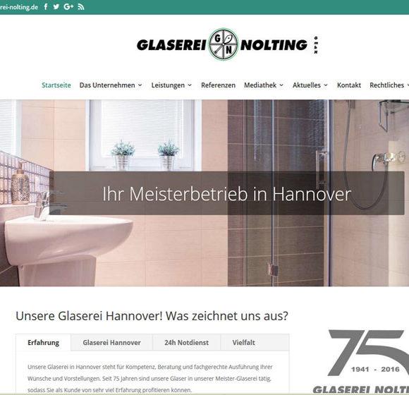 Website Glaserei