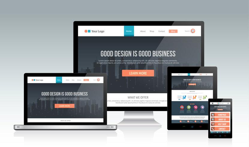 Professionelles Webdesign einer Homepage von Seomarketing aus Hannover