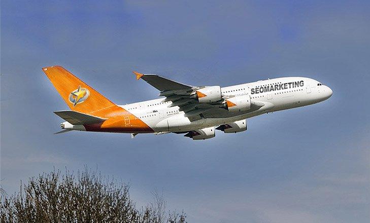 Seomarkting auf Höhenflug – Fliegen Sie mit, noch sind Plätze bzw. ist Kapazität frei !