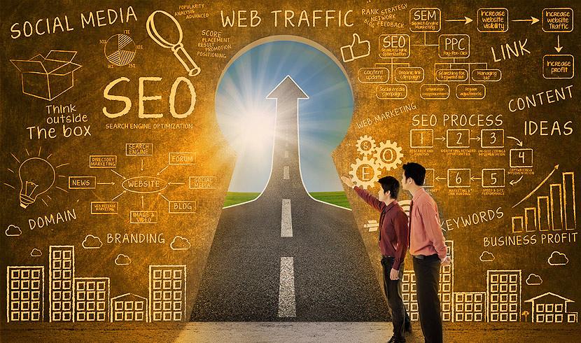 Versprechen zur Suchmaschinenoptimierung ( SEO )