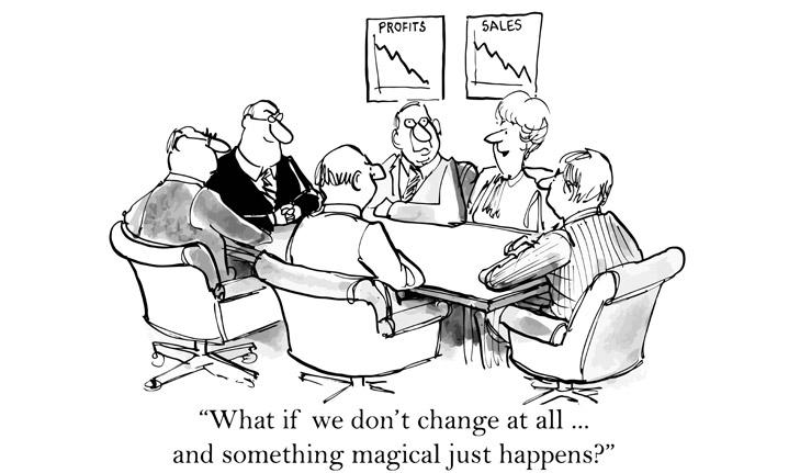 Mismanagement bei Unternehmen im Marketing