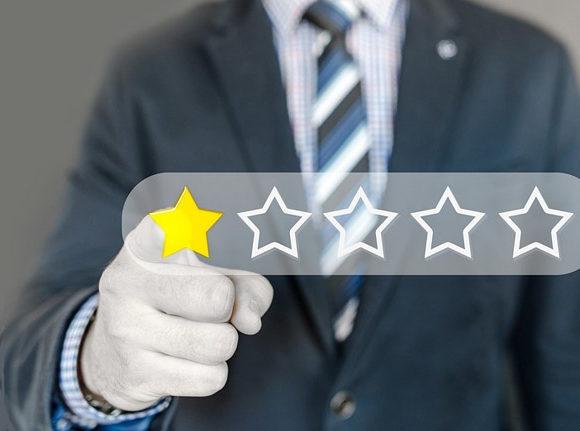 Tipps zum Umgang mit schlechten und guten Kundenbewertungen