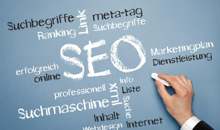 Suchmaschinenoptimierung ( SEO ) und Marketing aus Hannover