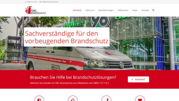 Kundenprojekt Brandschutz
